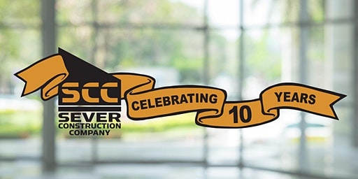 Sever Construction Hosted Lunch: We're Celebrating 10 Years and YOU!
