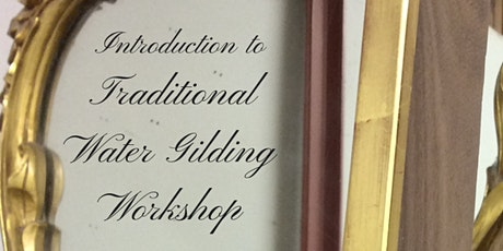 (New York) Traditional Water Gilding Class tickets