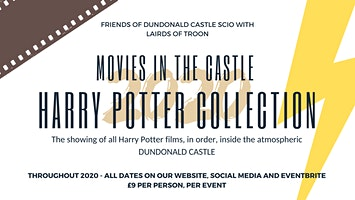 Movies in the Castle - HP and the Deathly Hallows (Part 2)