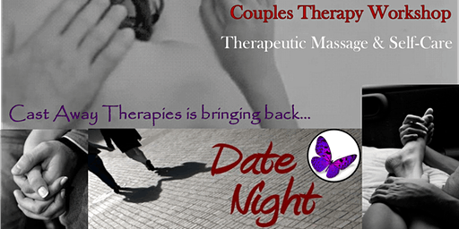 DATE NIGHT - Couples Therapy Workshop: Therapeutic Massage for Hands & Feet
