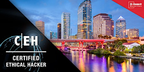 Certified Ethical Hacker (CEH) Masterclass – Tampa, FL tickets