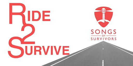 Ride2Survive Poker Run and Concert supporting Songs of Survivors