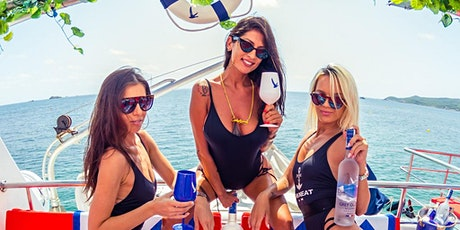 Miami Hip Hop Party Boat-All-Inclusive Package Deal tickets