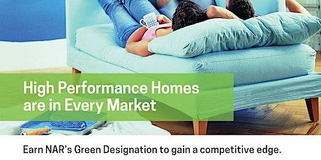 NAR Green Designation tickets