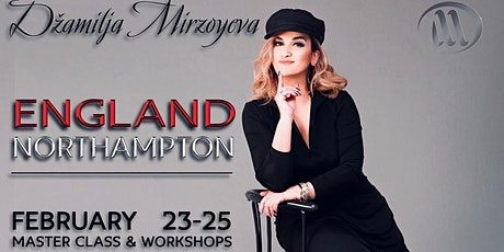 HAIRSCULPTURE Hair Up Workshop and Master Class with Dzamilja Merzojeva tickets