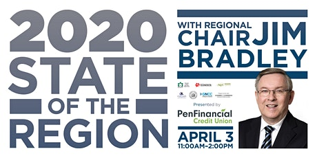 2020 State of the Region tickets