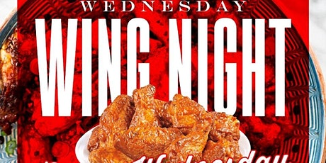 WEDNESDAY @ BAR 2200 | WING NIGHT | 75 CENT WINGS  | HAPPY HOUR  DRINKS + 20 HOOKAHS TIL 9PM |FOOD MENU AVAILABLE | SPORTS GAMES ON ALL SCREENS |FREE ENTRY ALL NIGHT | FOR INFO TEXT 832.338.3829 OR @BAR22OOHTX ON INSTAGRAM tickets