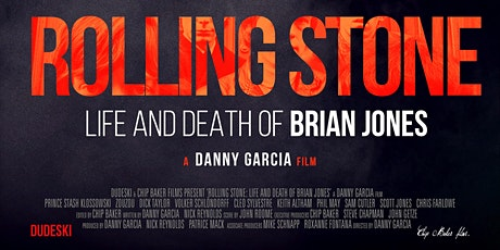 Rolling Stone Life and Death of Brian Jones tickets