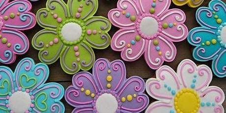 Mommy/Daddy and Me Class ~ First Day of Spring Sugar Cookies tickets