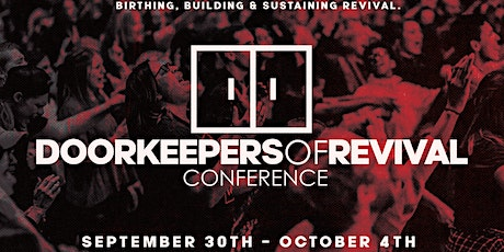 Doorkeepers Of Revival Conference tickets