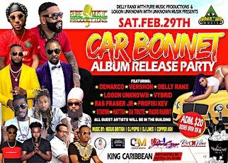 CAR BONNET ALBUM RELEASE PARTY tickets