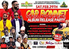 CAR BONNET ALBUM RELEASE PARTY