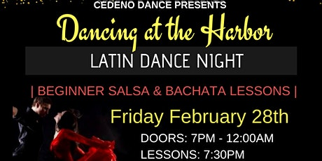 Marin Latin Social February Edition tickets