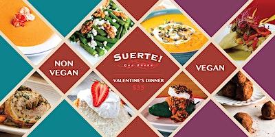 Valentine's Four-Course Dinner at Suerte
