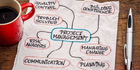 Project Management Essentials [3-Day Sudbury, Nov 2-4, 2020] tickets