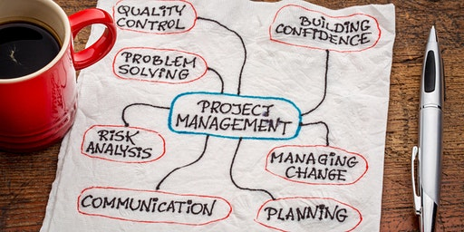 Project Management Essentials [3-Day Sudbury, Nov 2-4, 2020]