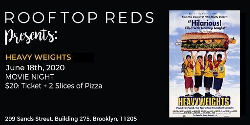 Rooftop Reds Presents: Heavyweights