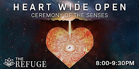 March 20, 2020// Spring Equinox HEART WIDE OPEN tickets