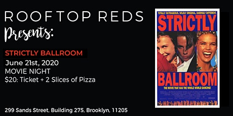 Rooftop Reds Presents: Strictly Ballroom tickets