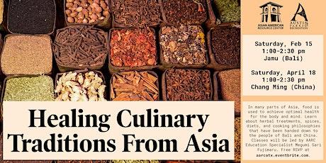 Healing Culinary Traditions: Jamu (Bali) tickets