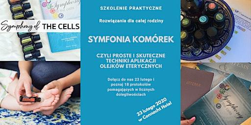 Symfonia Komórek - aplikacja olejków eterycznych na każdą dolegliwość
