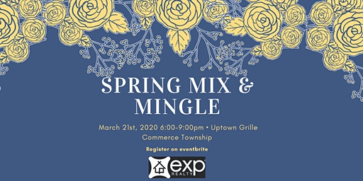 Spring into SPRING Mix and Mingle