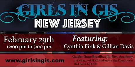 Girls In Gis New Jersey-Red Bank Event tickets