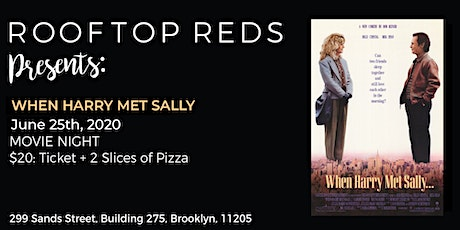 Rooftop Reds Presents: When Harry Met Sally tickets