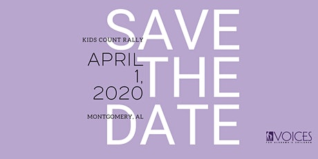 7th Annual Kids Count Rally tickets