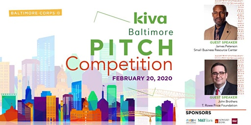 Kiva Baltimore Pitch Competition 2020