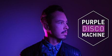 PURPLE DISCO MACHINE w/ Touch Sensitive + TSHA  at 1015 Folsom tickets