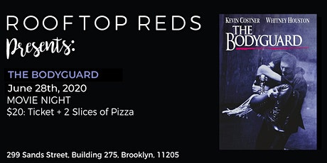 Rooftop Reds Presents: The Bodyguard tickets