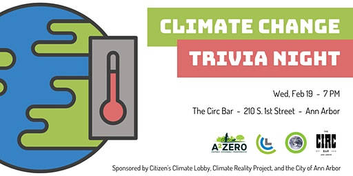 Climate Change Trivia Night