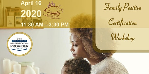 Family Positive Certification Workshop- OKC
