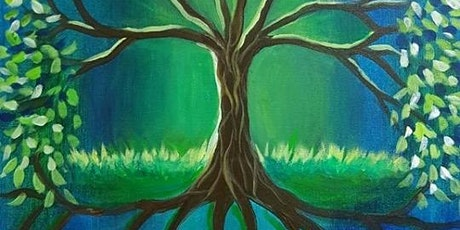 Celtic Tree Paint & Sip tickets