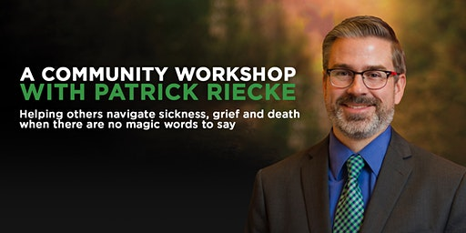 Patrick Riecke Community Workshop