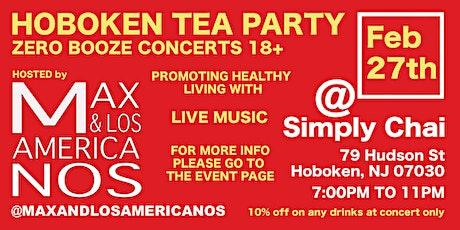 Hoboken Tea Party  (Cero booz concerts) tickets