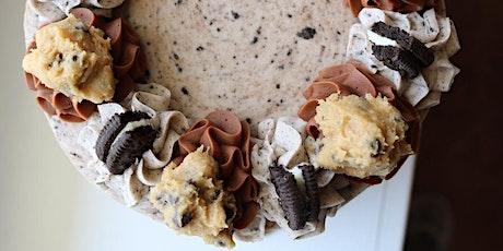 Edible Cookie Dough + Oreo Cake Decorating tickets