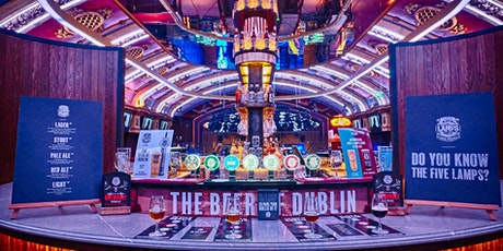 Real Dublin Beer Tasting @5 Lamps Brewery tickets