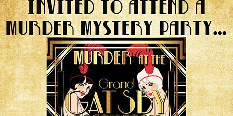 Murder at the Grand Gatsby tickets