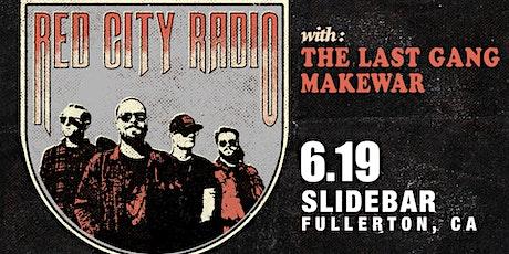 Red City Radio boletos