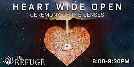 April 24, 2020// BELTANE NEW MOON HEART WIDE OPEN tickets