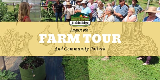 Free Farm Tour and Community Potluck