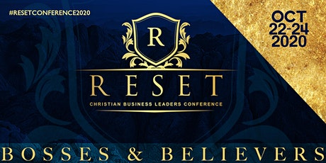 RESET- Christian Business Leaders Conference tickets