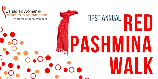 First Annual Red Pashmina Walk