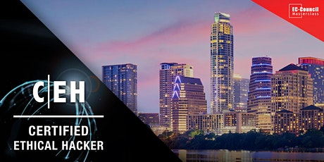 Certified Ethical Hacker (CEH) Masterclass – Austin, TX tickets