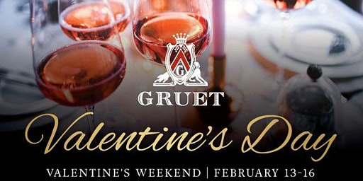 Valentine's Day at Gruet Albuquerque