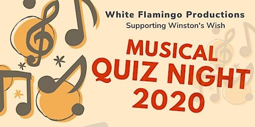 Musical Quiz Night 2020
