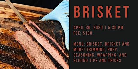 "Hasty-Bake ""Brisket 101"" Cooking Class tickets"