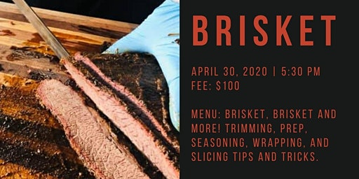 "Hasty-Bake ""Brisket 101"" Cooking Class"